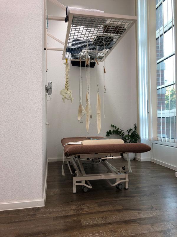 Behandlungsraum 2 Physiotherapie Olga Hütt aus Euskirchen