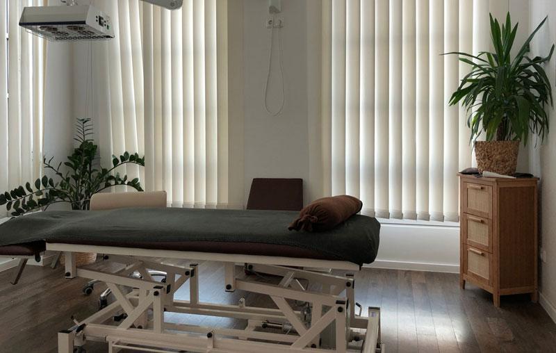 Behandlungsraum 1 Physiotherapie Olga Hütt aus Euskirchen